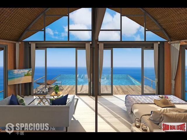 普吉島 - Kamala Bay Ocean View Cottages 09