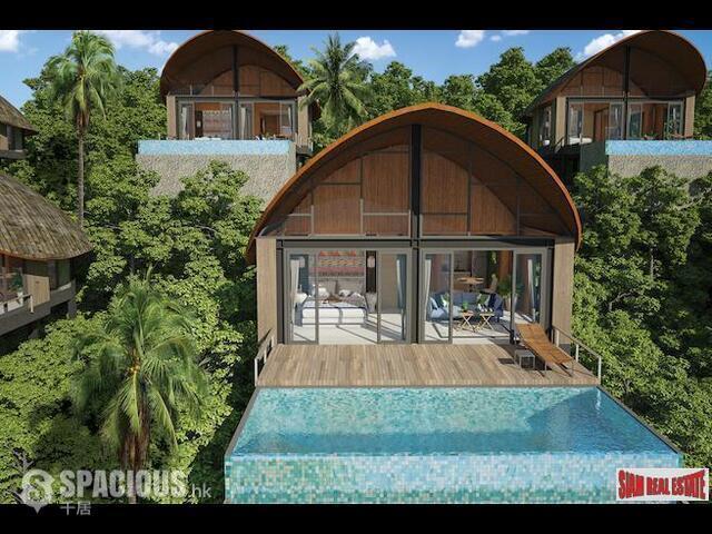 普吉島 - Kamala Bay Ocean View Cottages 10