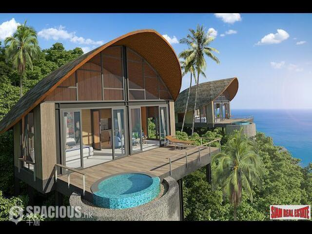 普吉島 - Kamala Bay Ocean View Cottages 11