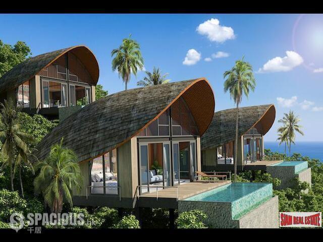 普吉島 - Kamala Bay Ocean View Cottages 12