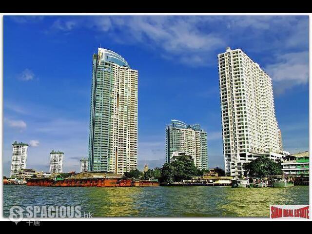 曼谷 - Watermark Chaophraya 15