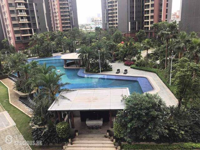 中山 - 總價100萬買無邊際泳池小區,背靠森林公園 06