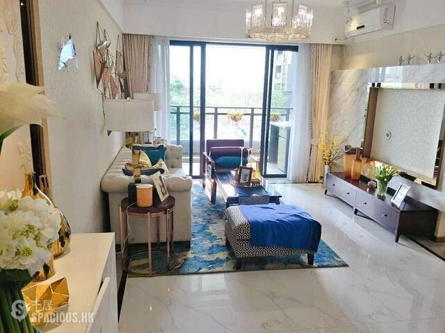 Zhongshan - 總價100萬買無邊際泳池小區,背靠森林公園 08