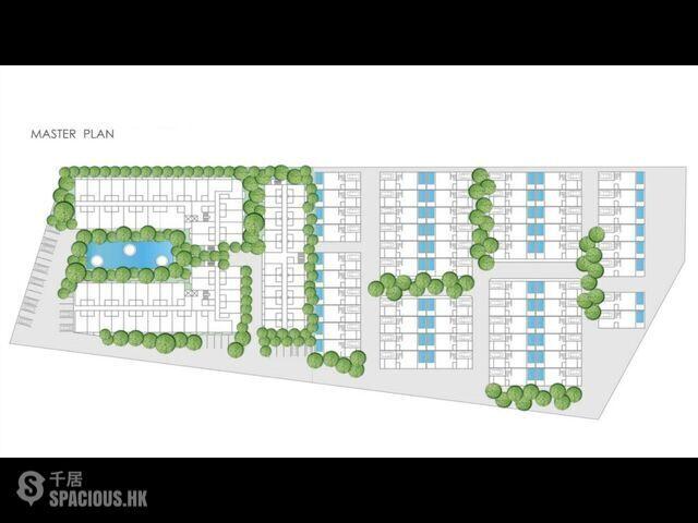 普吉岛 - NAI6090: 奈漢海灘獨特設計的新公寓 來自著名開發商的舒適一臥室公寓新專案 10