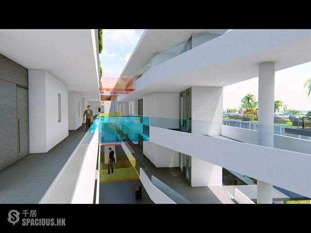 普吉岛 - CHA6300: 查龙新项目的梦幻公寓 美丽的一居室公寓 03