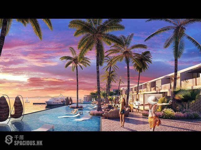 普吉岛 - CHA6300: 查龙新项目的梦幻公寓 美丽的一居室公寓 04
