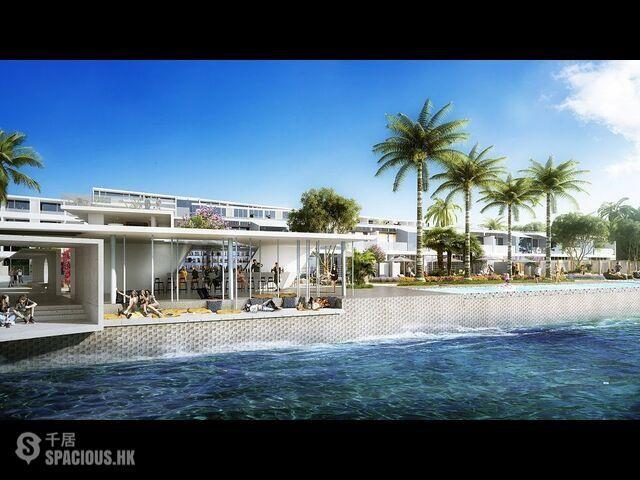 普吉岛 - CHA6300: 查龙新项目的梦幻公寓 美丽的一居室公寓 01