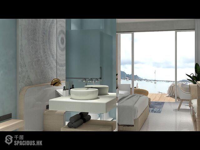 普吉島 - CHA6300: 查龍新專案的夢幻公寓 美麗的一居室公寓 15