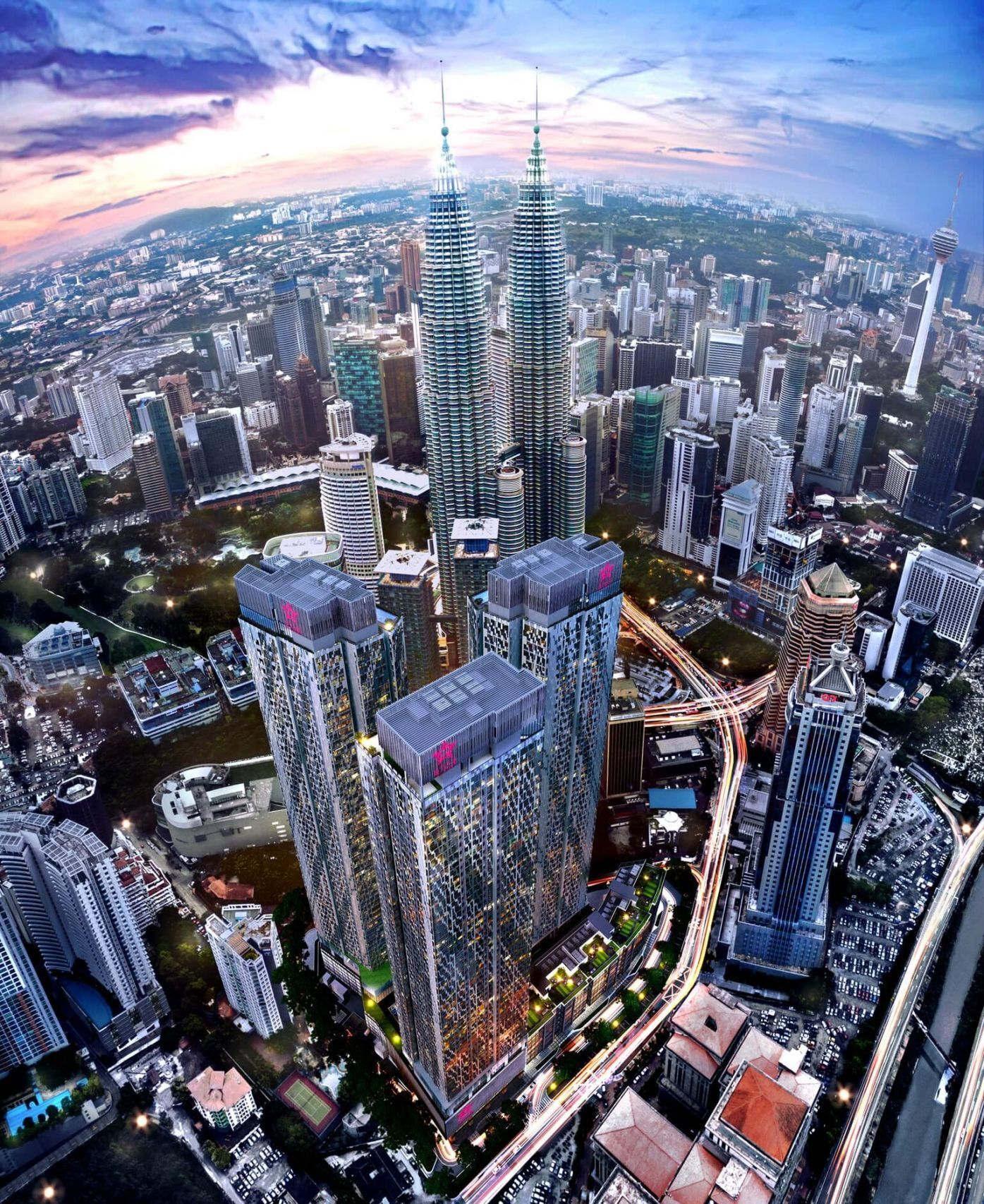 Kuala Lumpur - Star Residences -Tower 3 01