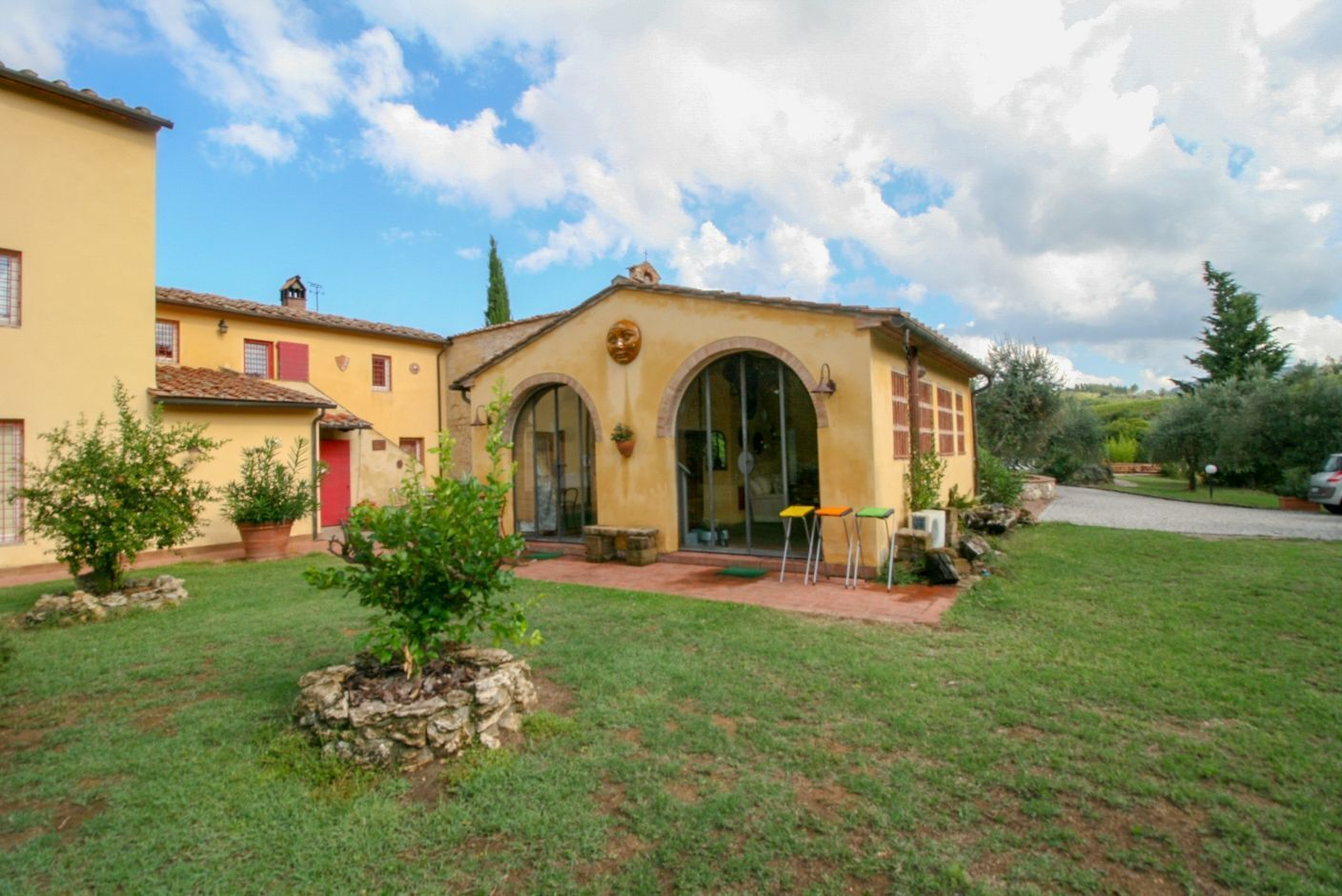 Casciana Terme Lari - Casciana Terme, a Tuscan farmhouse with a large park and swimming pool 01