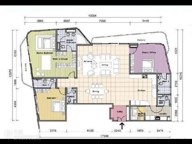 吉隆坡 - Idaman Residence Condominium 04