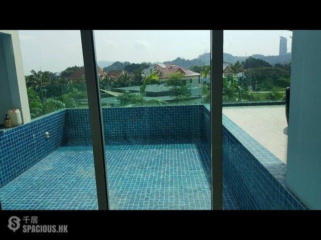 吉隆坡 - Mines Golf & Country Club 10