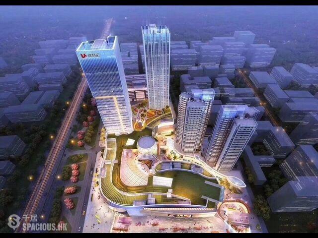 Zhuhai - 香洲中心綜合體,坐享都市繁榮!唔限購,無須落戶,港澳直貸! 01