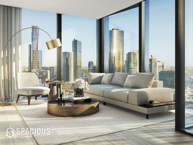 墨爾本 - 555 Collins Apartments 01