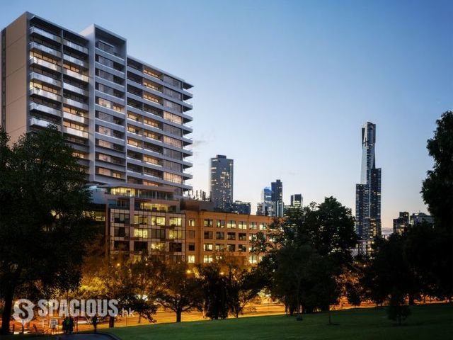 Melbourne - Botanic Apartments 01